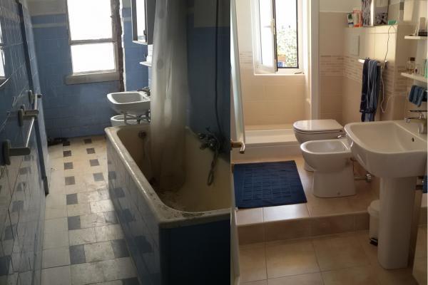 Rifacimento Bagno Casa In Affitto : Casarinnova ristrutturazione appartamenti a milano est e milano sud